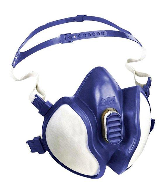 filtri maschera verniciatura 3m