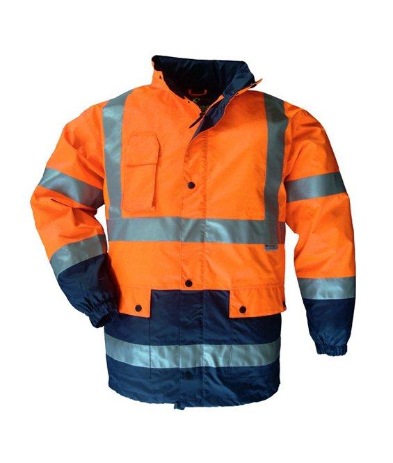 Impermeabile Alta Visibilità Emergenza Sanitaria Abbigliamento E Accessori