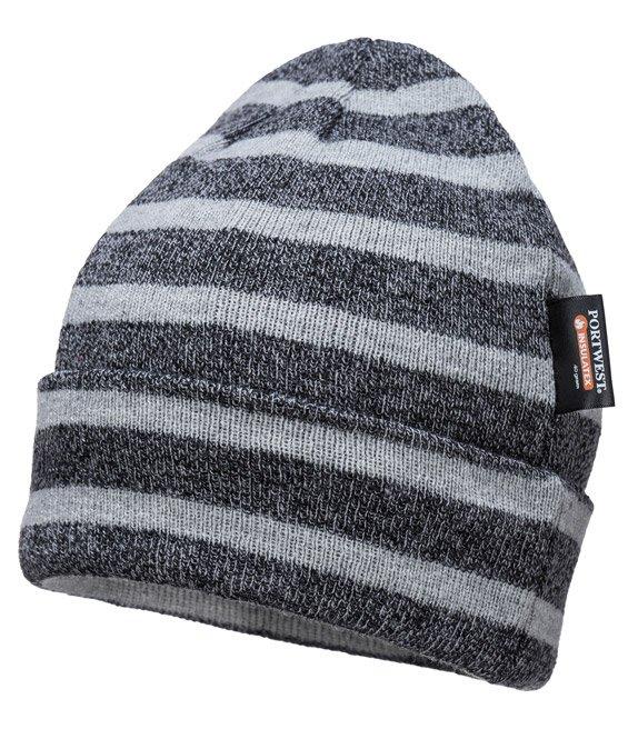 giallo BERRETTO  Invernale cappello in AltaVisibilità  PORTWEST HA14 arancio