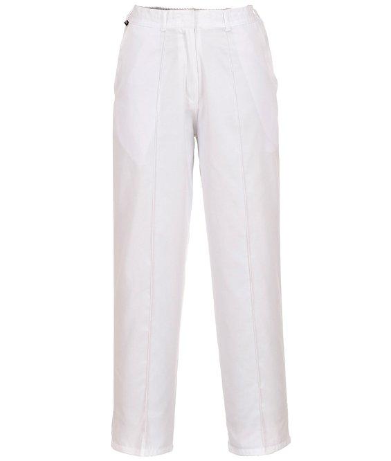 Pantaloni da lavoro donna varie tasche tessuto Kingsmill