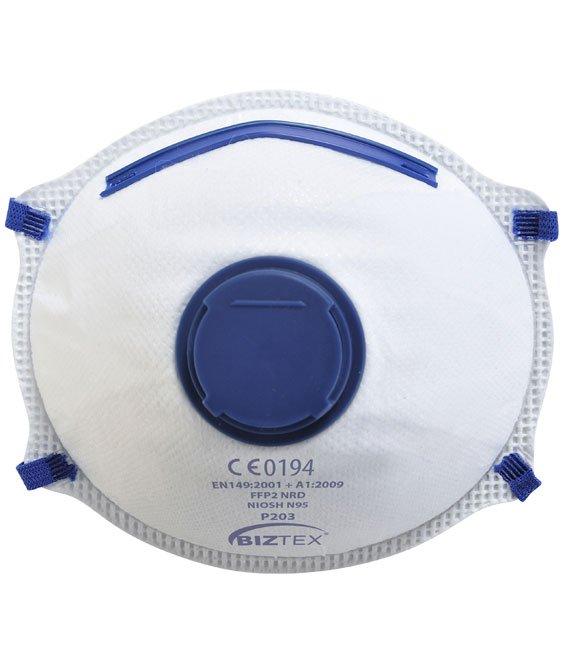 migliore online vasta gamma buona qualità Mascherina con valvola P2 + DOLOMIA Conf. da 10 pezzi
