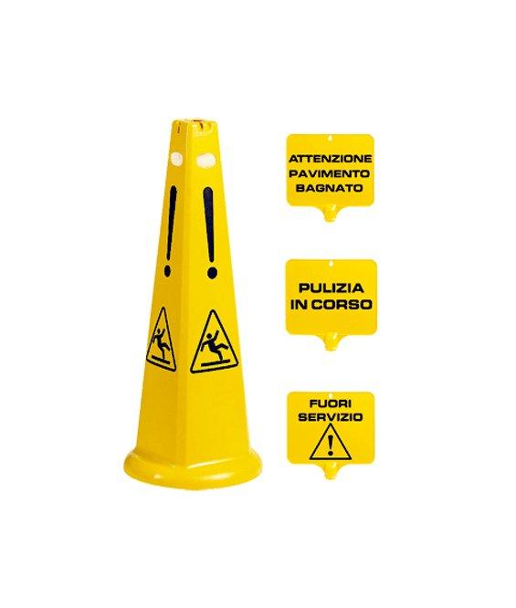 Cartelli da pavimento e adesivi cartelli segnaletici - Cartello pavimento bagnato ...