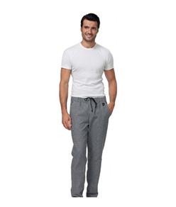 Pantaloni da cuoco girovita elasticizzato Josh 100% cotone 4879e02958c4
