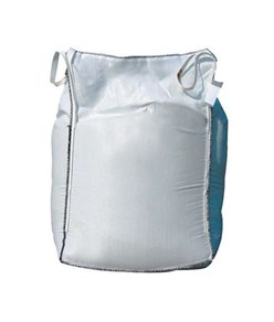 Big bag con fodera in alluminio per materiale caldo da 1000 lt