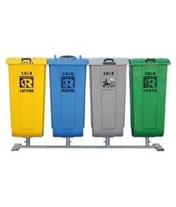 Contenitori per rifiuti e raccolta differenziata - Contenitori per ...